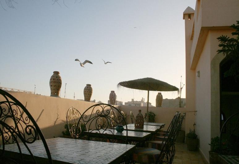 Riad Etoile d'Essaouira, Εσσαουίρα, Αίθριο/βεράντα