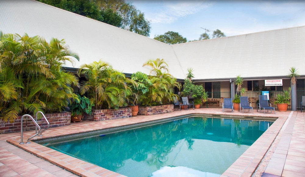 Byron Central Apartments, Byron Bay, Outdoor Pool