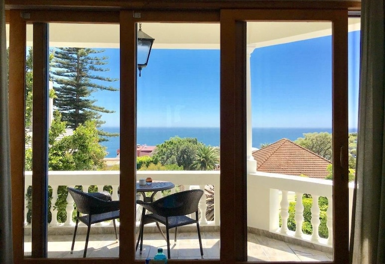 The Walden Suites Guest House, Cape Town, Comfort Room, Balcony, Sea View, Balcony