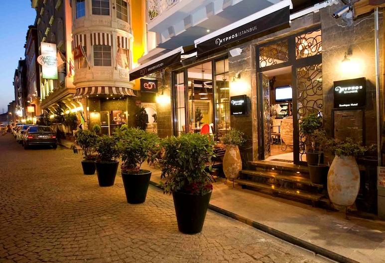 Hypnos Design Hotel, Istanbul, Mặt tiền khách sạn - Ban đêm