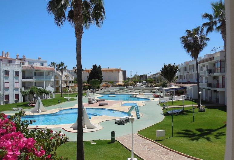 Apartamentos Habitat - Playa Romana 3000, Alcalà de Xivert, Vonkajší bazén