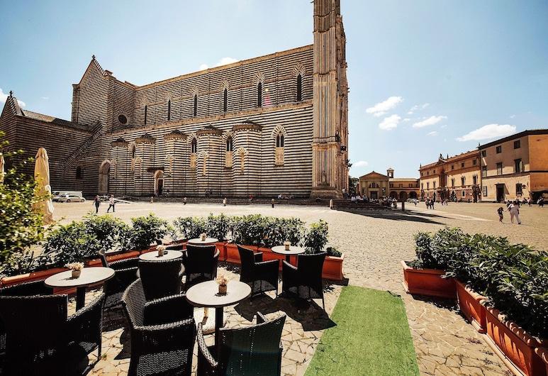 Virgilio, Orvieto, Terrasse/veranda
