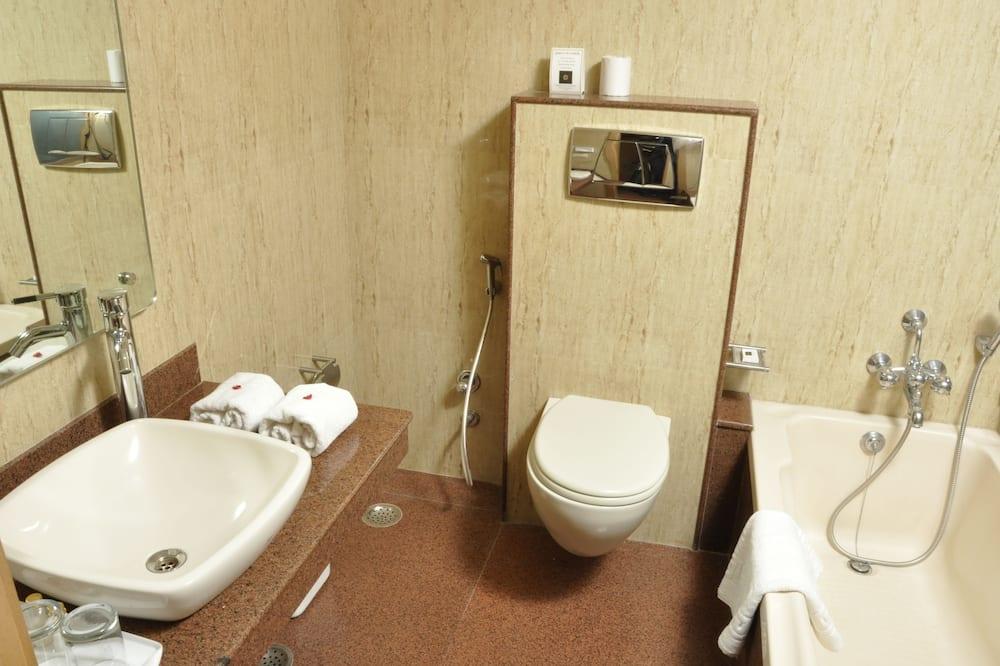 尊榮客房 - 浴室