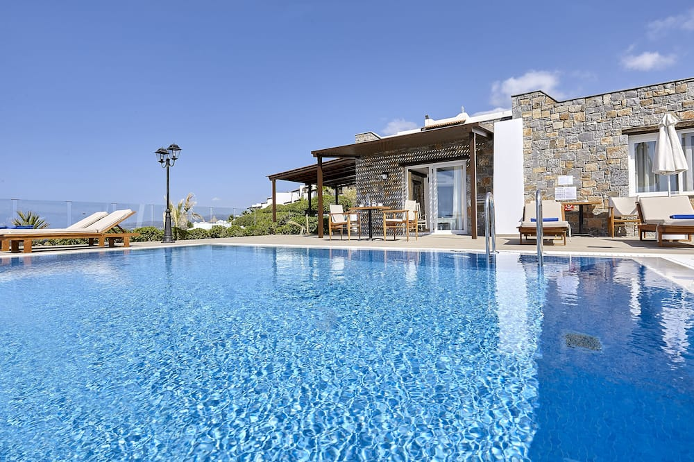 Dream Villa, 2 Bedrooms, Beach Front with Private Pool - 専用プール