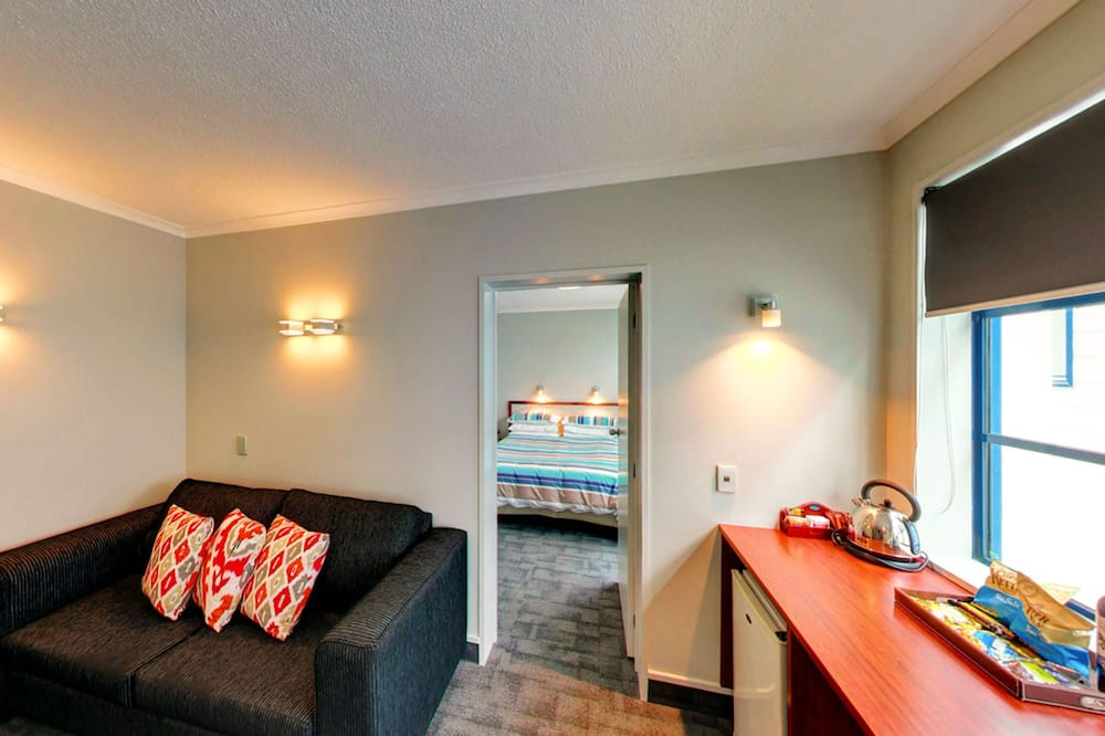 Family Suite - 客廳