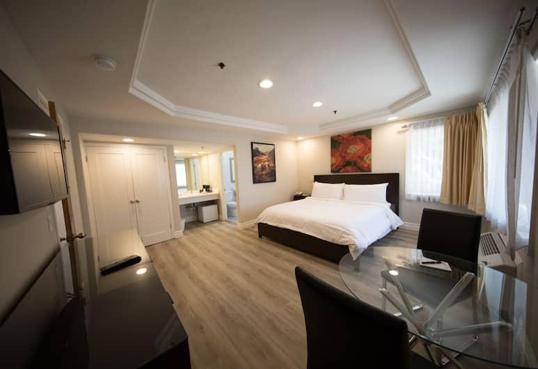 Wilshire Crest Hotel Los Angeles, Los Angeles, Standard Room, 1 Queen Bed, Non Smoking, Guest Room