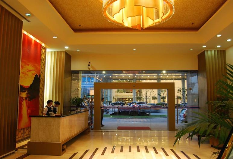 上海緣澳酒店, 上海市, 大堂