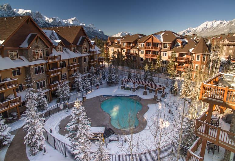 Stoneridge Mountain Resort by CLIQUE, Canmore, Vista aérea