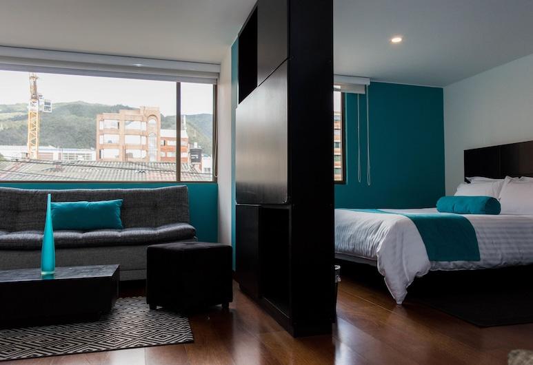 Confort 80 Hotel, Bogotá, Standard Single Room, Guest Room
