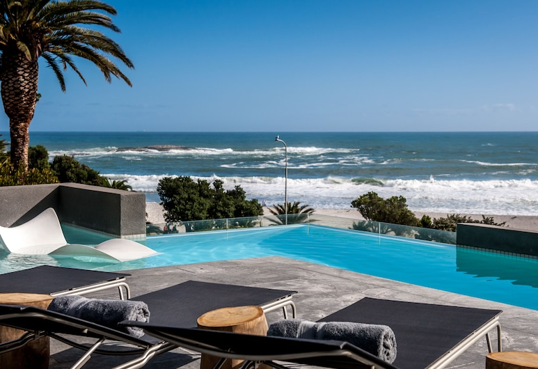 POD Camps Bay, Cape Town, View from Hotel