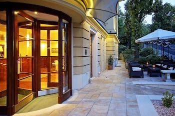 Obrázek hotelu Gold Hotel & Apartments ve městě Budapešť