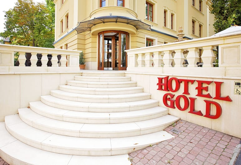Gold Hotel & Apartments, Βουδαπέστη