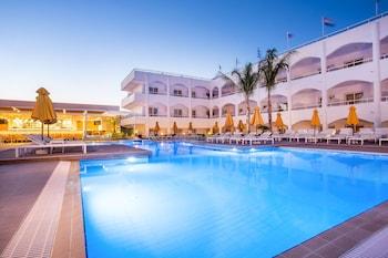 Hình ảnh Orion Hotel Faliraki tại Rhodes