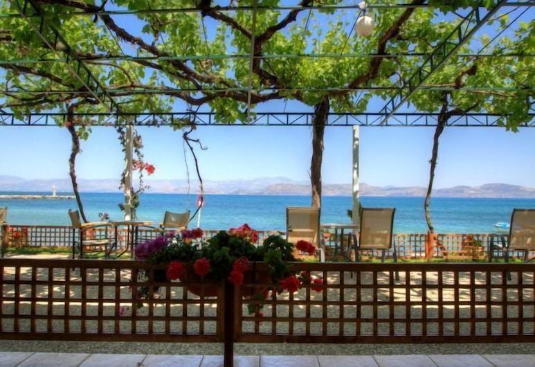 Zephyros, Argos-Mykines, Restaurante al aire libre
