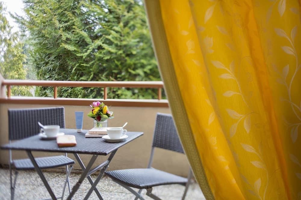 Улучшенный двухместный номер с 1 или 2 кроватями - Балкон