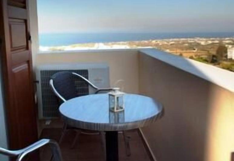 Antonia Apartments, Santorini, Balcony