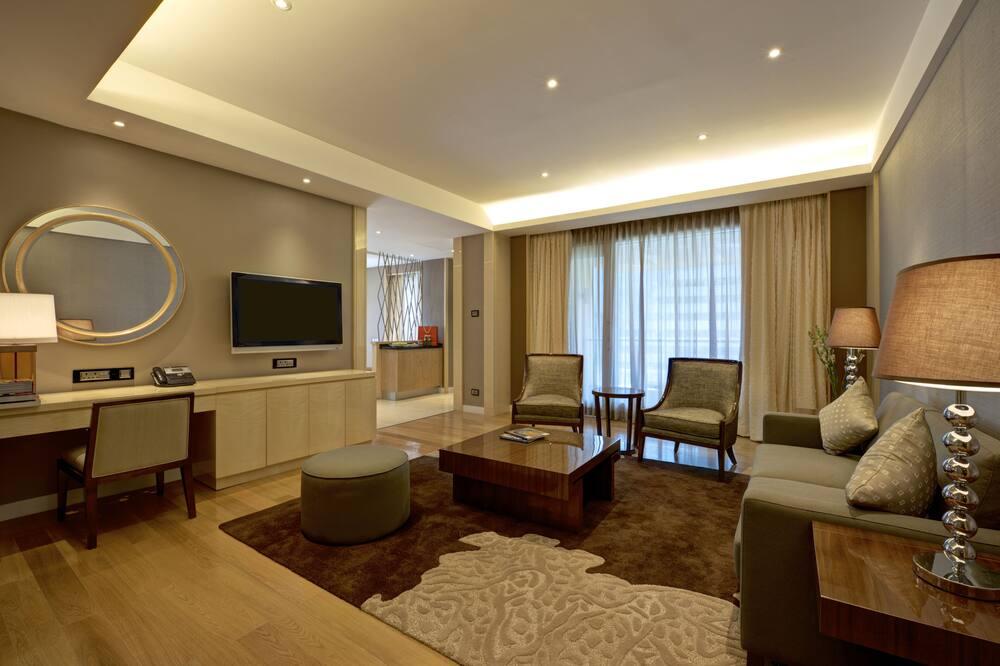 Departamento ejecutivo, 2 habitaciones - Sala de estar
