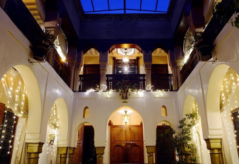 里亞德 WOW 飯店, 馬拉喀什, 露台