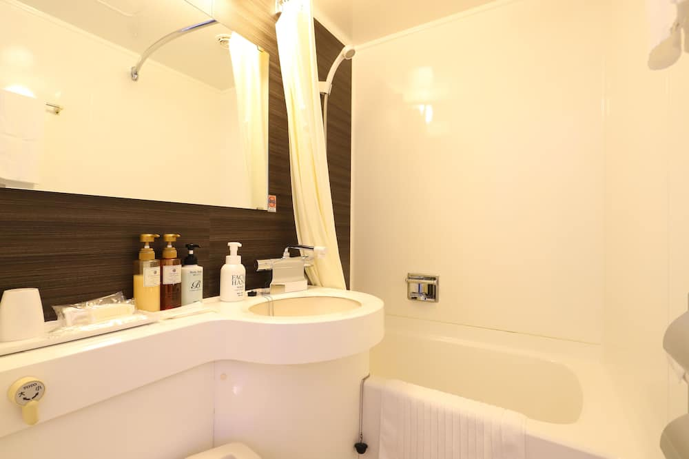 2 Semi-double Adjoining rooms for 4 people - Smoking  - Bathroom