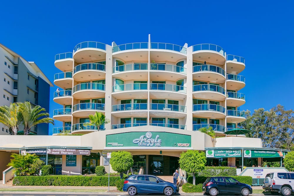 Argyle on the Park, Maroochydore