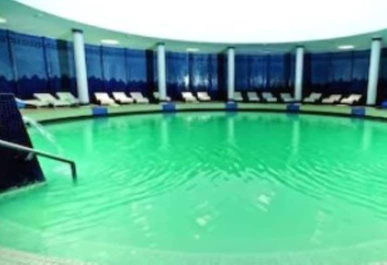 Hotel Moulay Yacoub, Sebaa Rouadi, Piscina cubierta