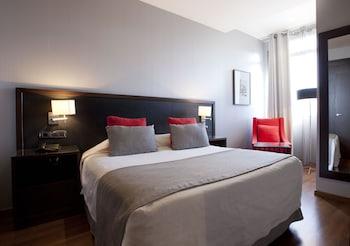 Obrázek hotelu Suites Center Barcelona Apartments ve městě Barcelona