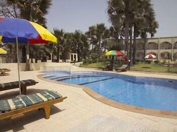 ภาพ Golden Beach Hotel ใน Serrekunda