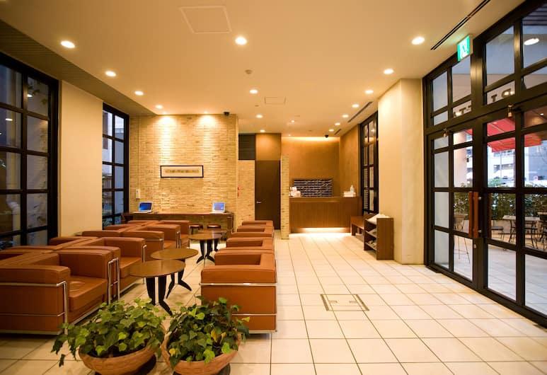 Arietta Hotel and Trattoria, Tokyo, Lobi
