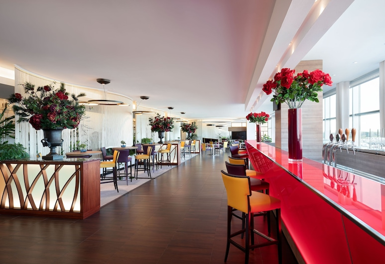 Sheraton Milan Malpensa Airport Hotel & Conference Center, Ferno, Hotel Bar