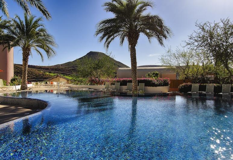 CostaBaja Resort & Spa, Lapasa, Deluxe Room, 1 King Bed, Pool View, Āra baseins
