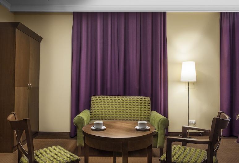 Best Western Grand Hotel, Kielce, Quarto Superior, 1 cama king-size, Não-fumadores, Quarto