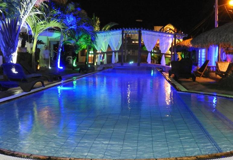 Hotel Il Nuraghe, Aracati, Vonkajší bazén