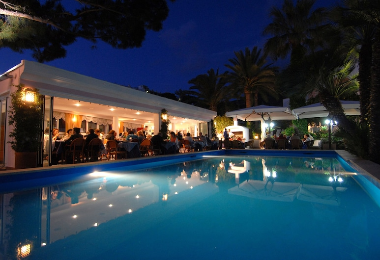Hotel Terme Colella, Forio, Açık Yüzme Havuzu