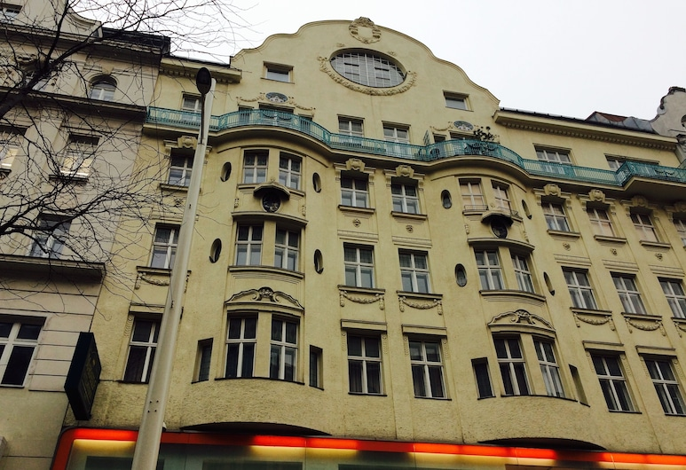 Pension Mariahilf, Viena