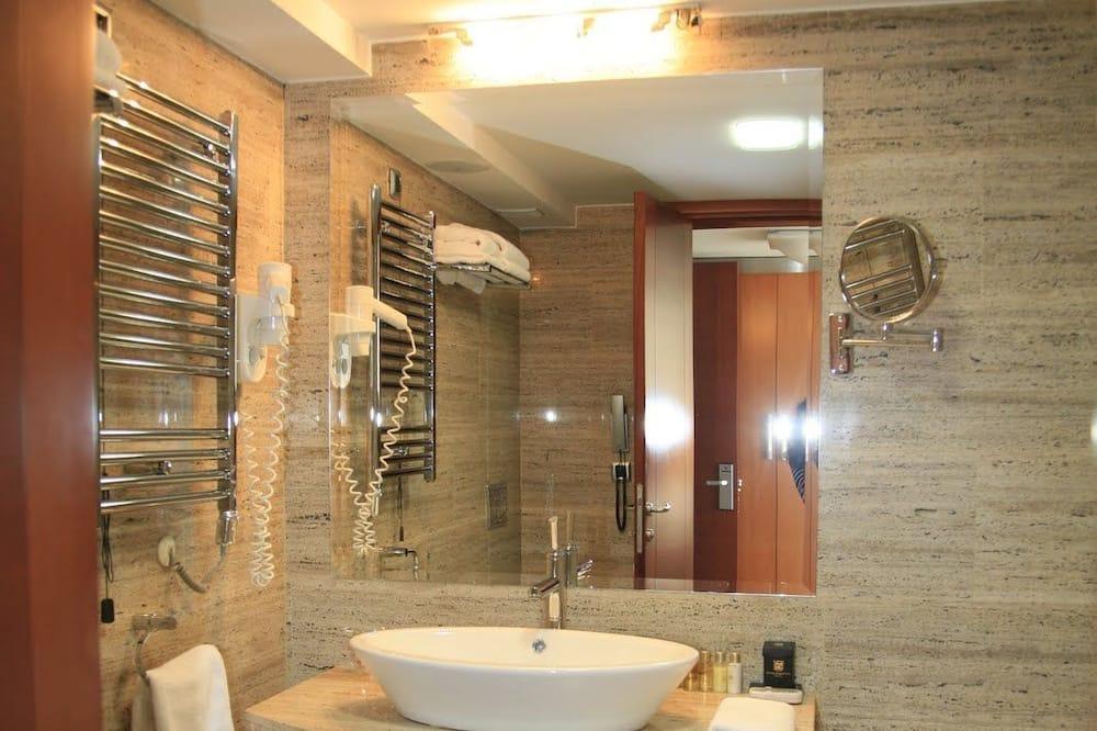 Suite Junior, balcon (Deluxe) - Salle de bain