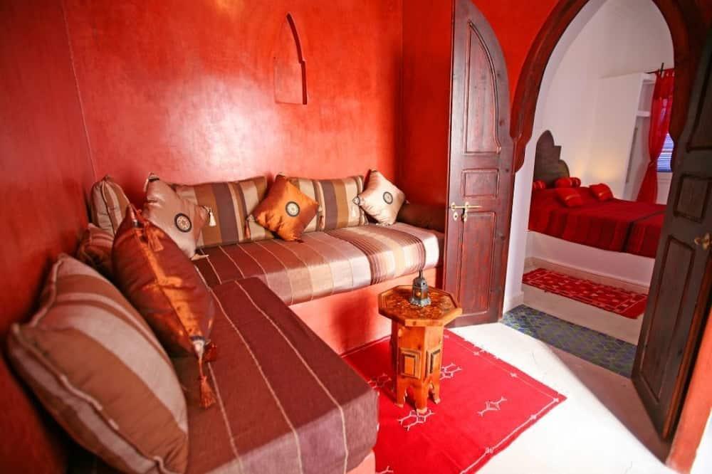 Suite (Lilas) - Ruang Keluarga