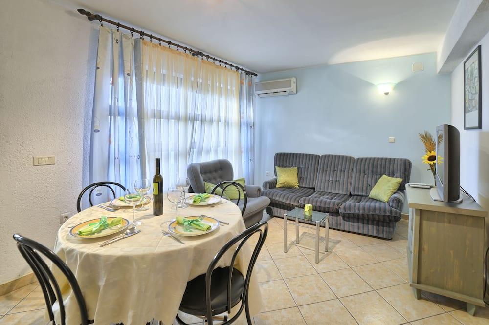 Villa (4 persons)  - Área de Estar