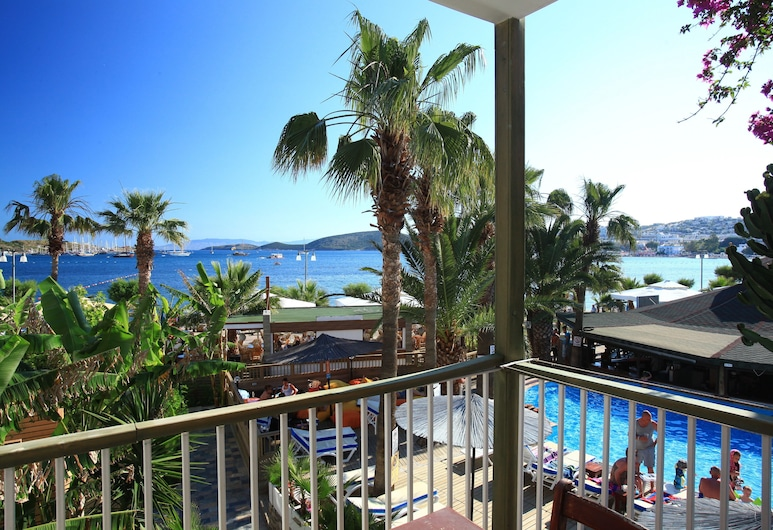 Parkim Ayaz - All Inclusive, Bodrum, Family Room, Balcony