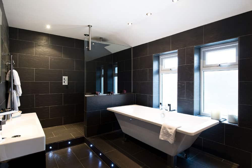 Розкішний двомісний номер - Ванна кімната