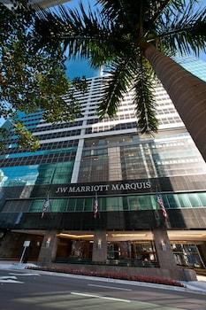 Φωτογραφία του JW Marriott Marquis Miami, Μαϊάμι