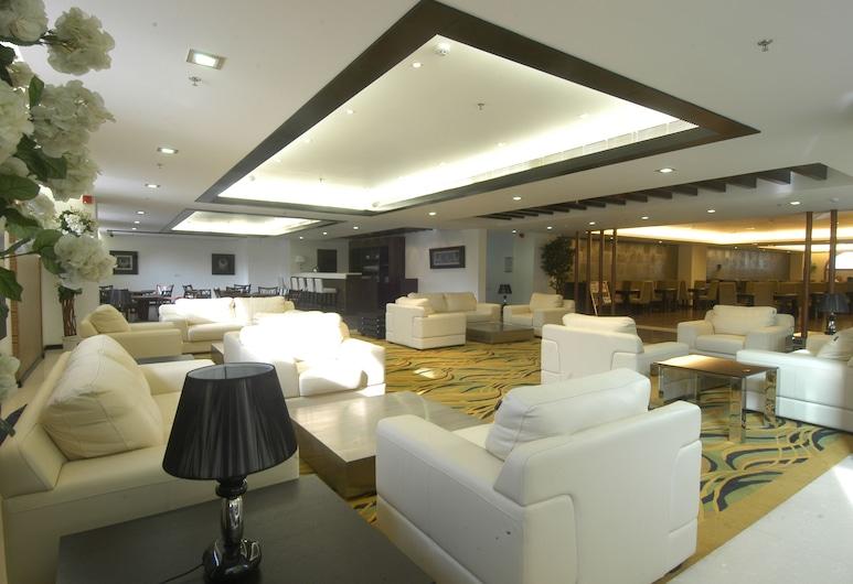 馬普爾綠寶石酒店, 新德里, 酒店酒廊
