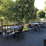 Dinerruimte buiten