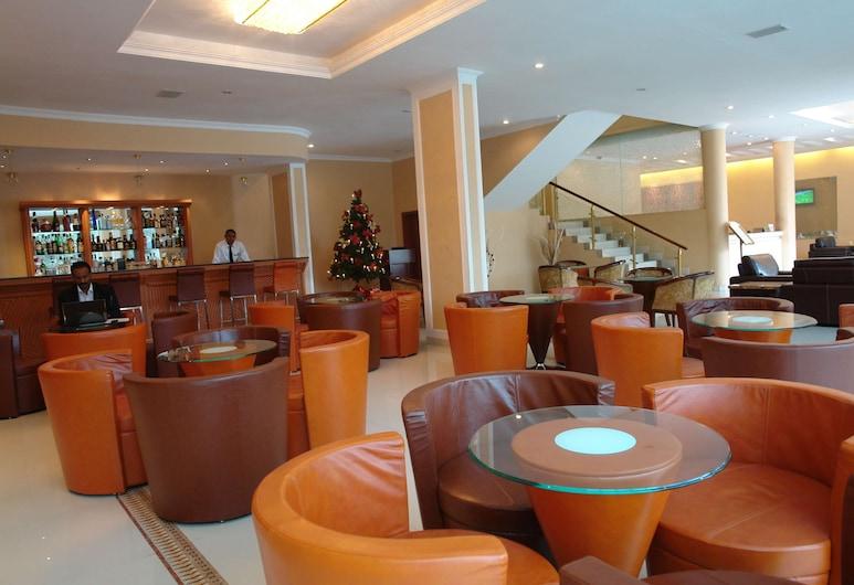 Dreamliner Hotel, Adis Abeba, Vestibiulis