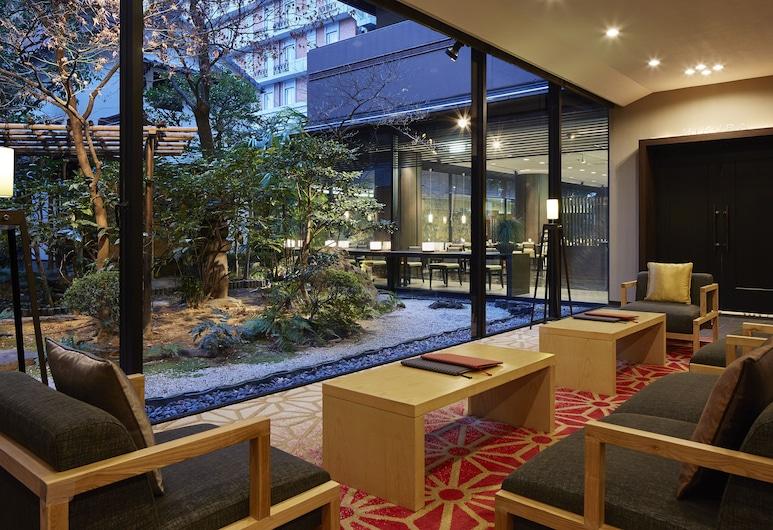 Mitsui Garden Hotel Kyoto Sanjo, Kyoto, Lobi