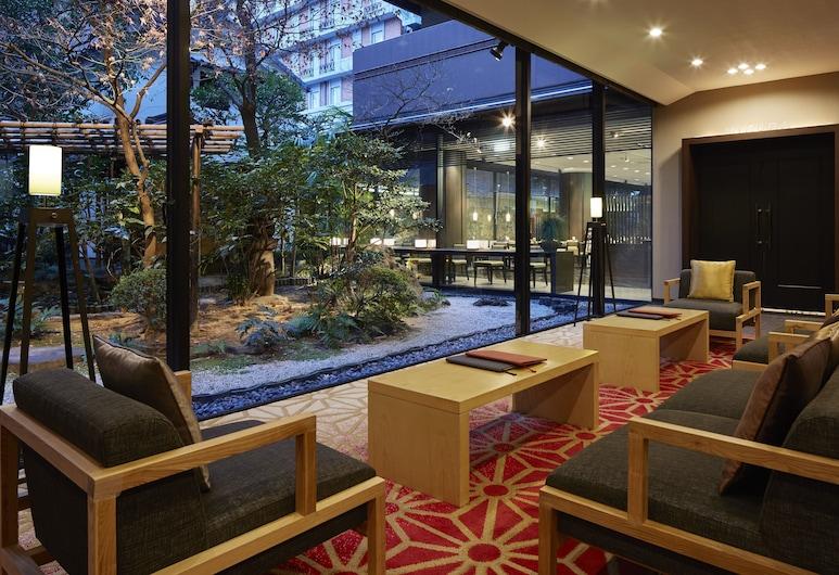 京都三條三井花園酒店, Kyoto, 大堂