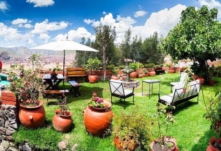 Encantada Casa Boutique Spa, Cusco, Õu