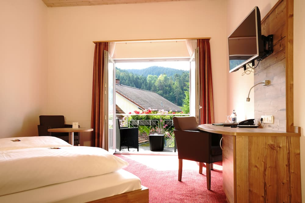 Comfort Δίκλινο Δωμάτιο για Μονόκλινη Χρήση - Μπαλκόνι