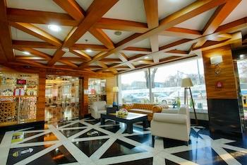 Ankara bölgesindeki New Park Hotel Ankara resmi