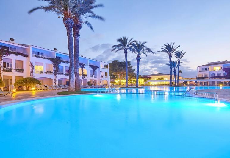 皮斯圖爾卡萊塔酒店, Ciutadella de Menorca, 天台泳池