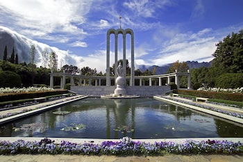 Picture of L'Ermitage Franschhoek Chateau in Franschhoek